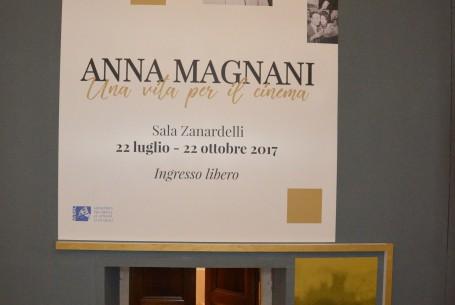 VITTORIANO ROMA – ANNA MAGNANI – UNA VITA PER IL CINEMA