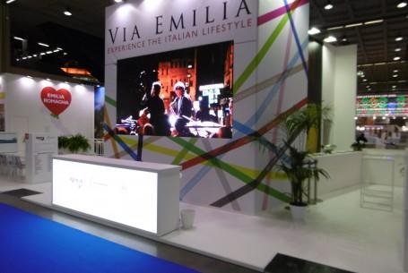 BIT 2018 MILANO – REGIONE EMILIA  ROMAGNA
